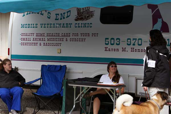 Moble Veterinary Clinic